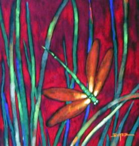 Neverland dragonfly 25x25